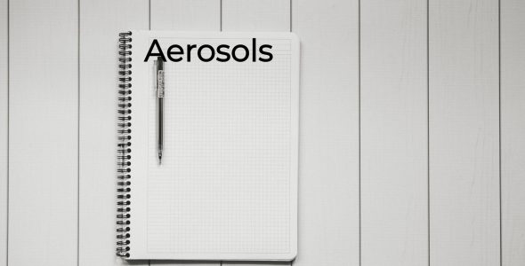 Aerosols Pharmacy Class Notes