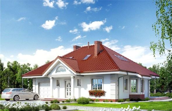 5 Bedroom Mansion House Plan
