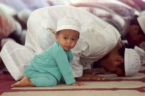 Gabungan Nama Bayi laki laki Islami