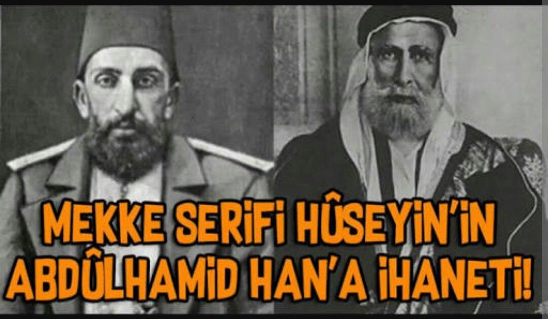 Osmanlı'ya İhanet'i sonrası Haşimî sülalesinin başına gelen Felaketler!