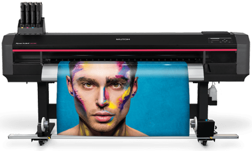 The MUTOH 1641SR Wide Format Printer
