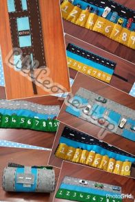 Rakhi Gift: Roll Up Car pouches from Lil Ones Shop