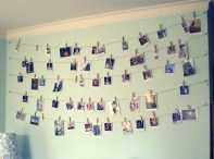 photo Display Options: Instagram clothespin