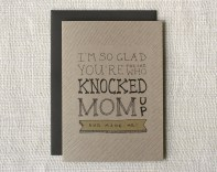 Funny Father's Day Card: True that! This one is ONLY for cool dads