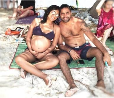 Shveta Salve pregnant
