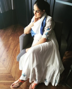 Genelia D'Souza had one of the most stylish pregnancies clad in tastefully chosen flowy kurtas and tunics