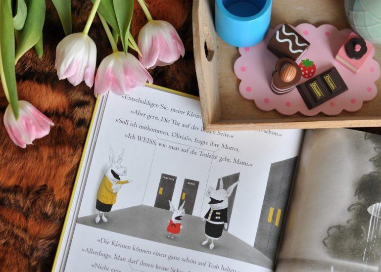 Olivia spioniert #buchtipp #kinderbuch #vorlsen #lesen