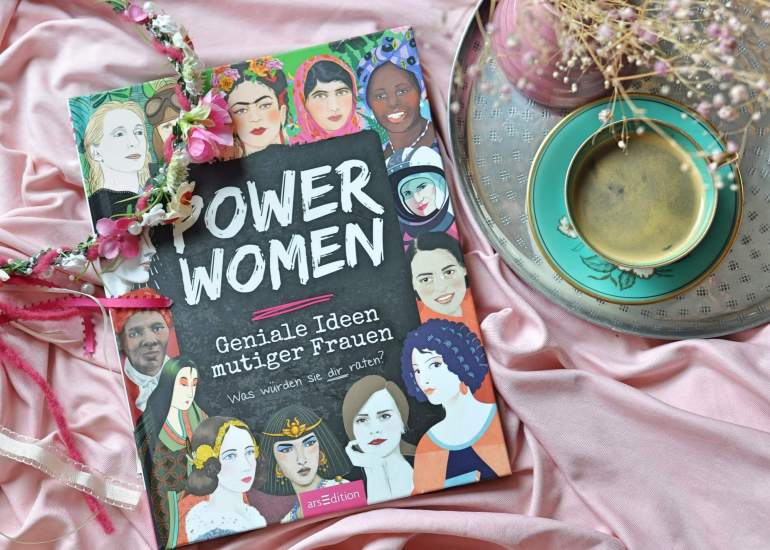 Power Woman - Starke Frauen #Kidnerbuch #Girlpower #frauen #geschichte