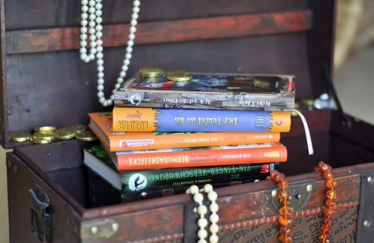 Detektive & Forscher – Die coolsten Abenteuer-Bücher ab 8 Jahren