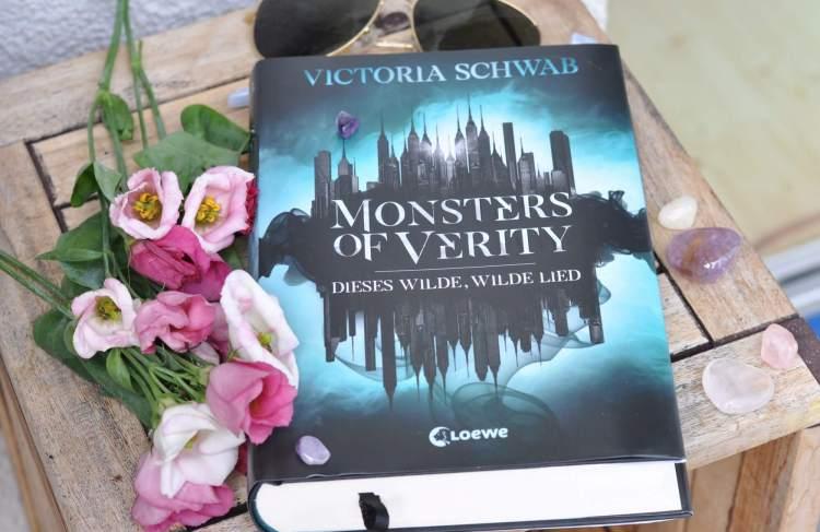 Urban-Fantasy: Gewalt ist keine Lösung – Monsters of Verity
