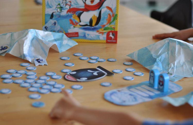 Strategie-Spiel mit echten Eisbergen: Polar Party #Verlosung