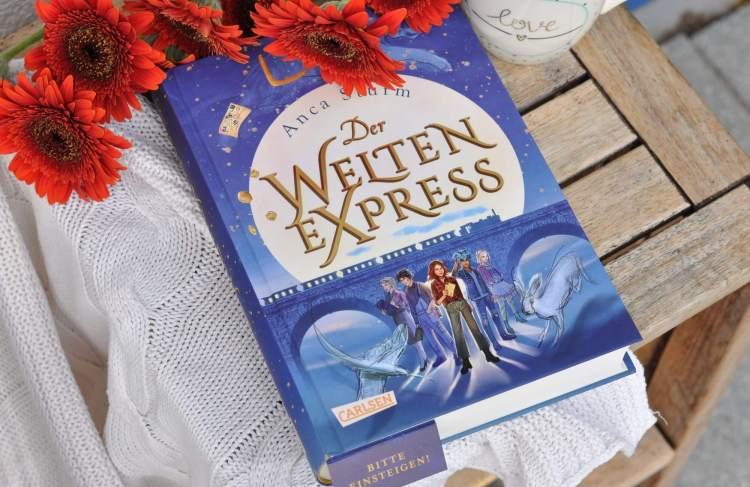 Rollendes Internat voller Geheimnisse – Der Welten-Express 1