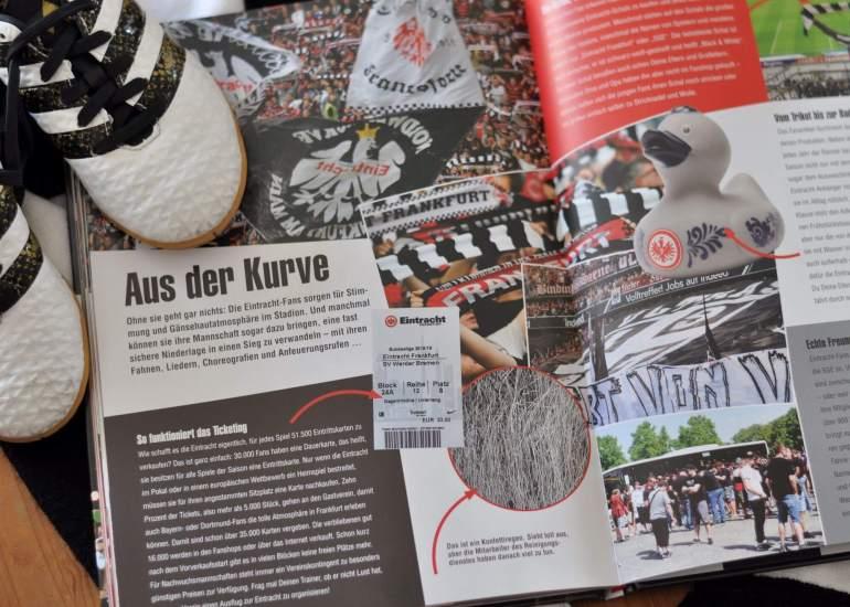 5 Geschenkideen für echte Frankfurter Jungs und Mädchen #Geburt #Weihnachten #Geschenk #Frankfurt #Idee #Tipp #Hessen #Spielteppich #Eintracht
