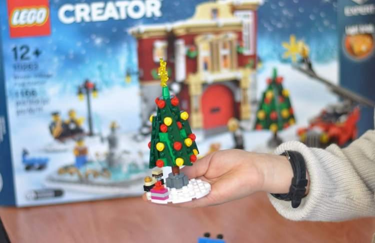Endlich Winter: LEGO bauen mit der ganzen Familie #Verlosung