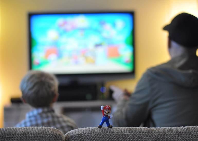 Super Mario Party für die Nintendo Switch - Das digitale Brettspiel mit 80 Minispielen zusammen mit der Familie und den Freunden zocken #Nintendo #Mario #Party #Switch #Kinder #Game #zocken #Geburtstag #feiern #Partyidee