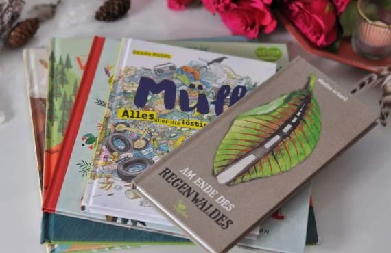 Kinderbücher über Nachhaltigkeit & Umweltschutz ab 3 Jahre