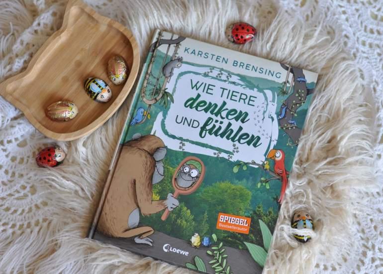 Ein kndgerechtes Buch über das Sozialverhalten von Tieren mit erstaunlichen Fakten und Experimenten. #sachbuch #kinder #buch #tiere #gefühle #biologie