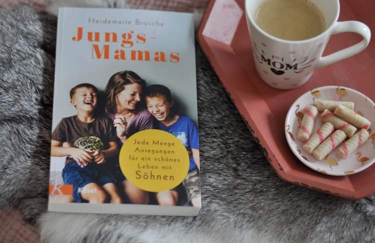 Jungs-Mamas – Anregung für ein schönes Leben mit Söhnen #Verlosung