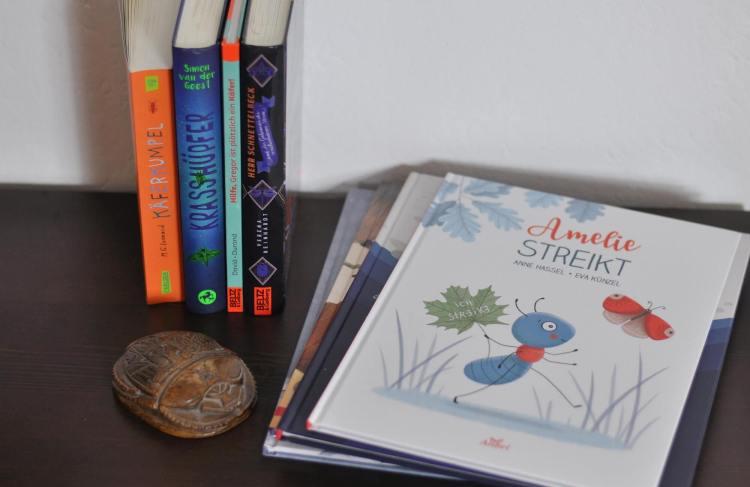 Heldenhafte Insekten: Die coolsten Bücher mit Käfern & Co. ab 3 Jahren