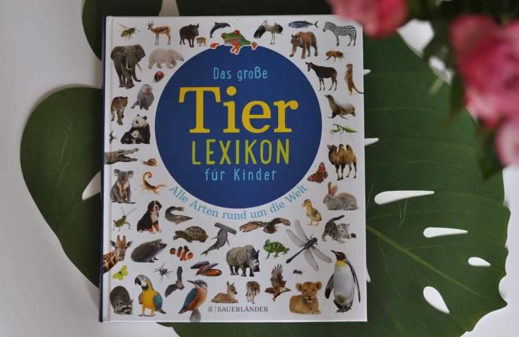 Warum können Hunde so gut riechen? Wie sehen Marienkäferlarven aus? Können Löwen schnurren? Wieso haben Zebras Streifen? Mit spannenden Texten, beeindruckenden Rekorden und wissenswerten Zusatzinformationen finden neugierige Kinder Antworten auch auf ausgefallene Fragen. #lexikon #kinder #tiere #sachbuch #lesen #buch #natur