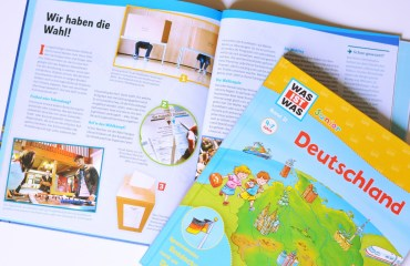 Was ist Was Deutschland – Kindern die Bundestagswahlen erklären #Rezension
