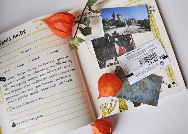 Kinder Künstler Erlebnis Sammelbuch von Beltz, Tagebuch für Schulkinder ab 6 Jahren