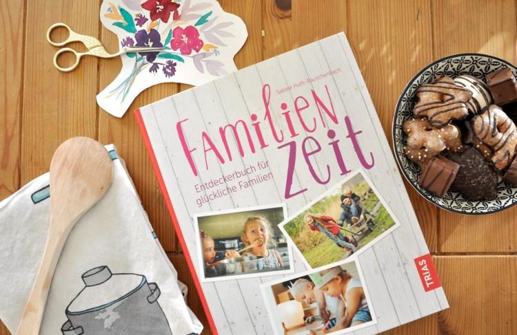 Jahreszeiten und Natur erleben: Familienzeit – Entdeckerbuch