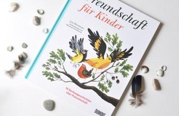 Freundschaft für Kinder – 10 Vorlesegeschichten für Vogelfreunde
