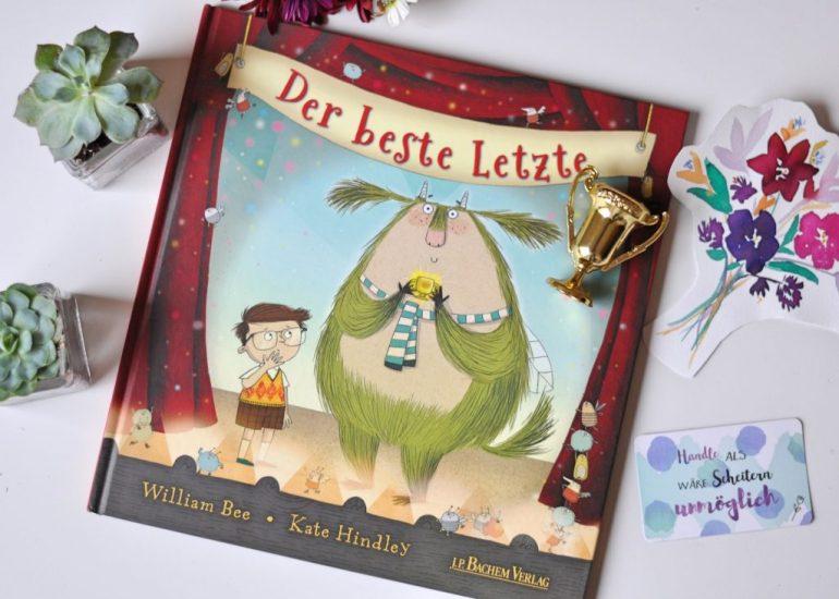 Der beste Letzte - das schlechteste Monster aller Zeiten? Oder der beste Freund überhaupt? Mehr Kinderbücher findet ihr auf Mutter&Söhnchen #Monster #Kinderbuch #Vorlesen