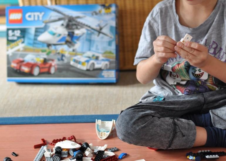 LEGO 85 Jahre kreatives Bauen