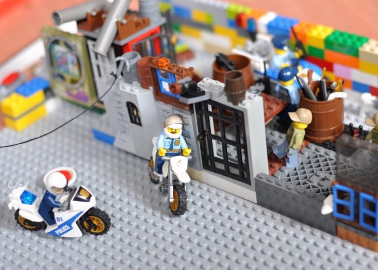 LEGO kreatives Bauen