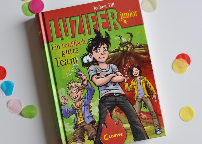 Luzifer junior Teil 2 Kinderbuch