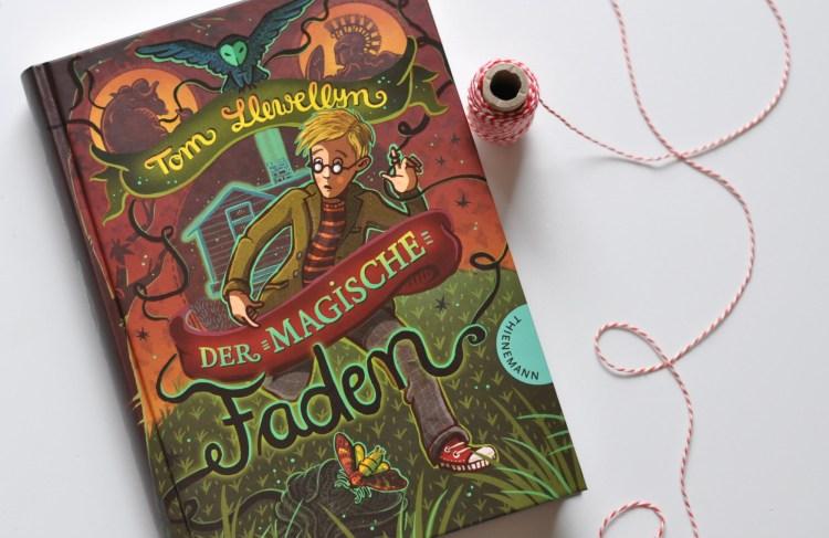 Buch-Tipp: Mega Spannung – Der magische Faden