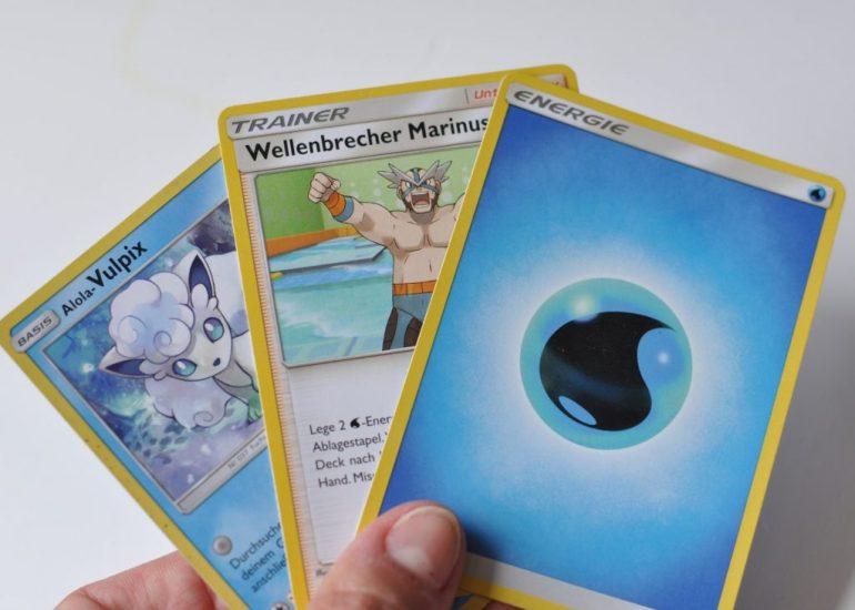 Pokémon Karten