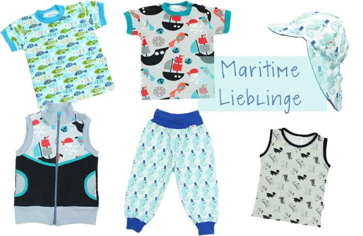 Maritime Lieblinge von Babauba #Gewinnspiel