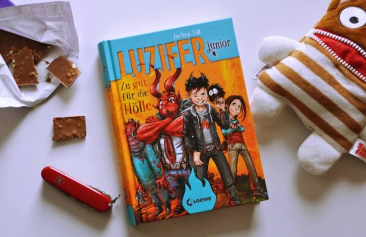 Teuflisch gut: Luzifer Junior – Zu gut für die Hölle #Rezension