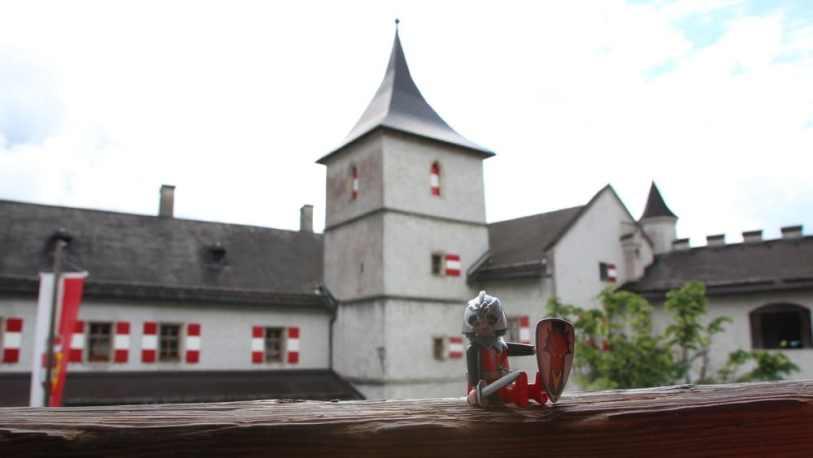Erlebnisburg Hohenwerfen