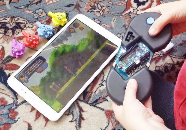 Kosmobits: Spielend programmieren lernen
