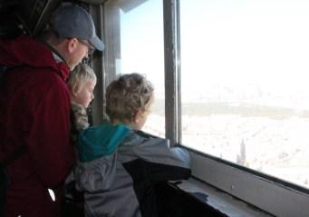 Paris mit Kindern: Eiffelturm