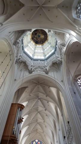 Antwerpen mit Kind: Liebfrauenkathedrale