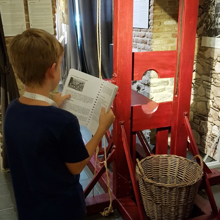 Brügge mit Kind: Folgermuseum