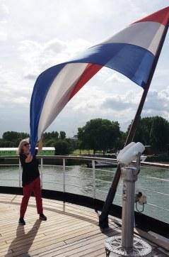Rotterdam mit Kind: SS Rotterdam