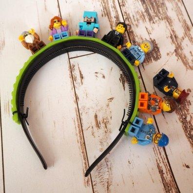Lego Haarreif Lego Headpiece Making of