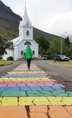 Island mit Kindern: Ringstraße Osten: Seyðisfjörður
