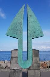 Island mit Kind: Reykjavik mit Familie - Skulpturensuche