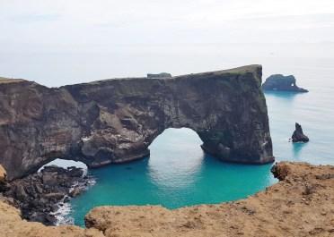 Island mit Kindern: Ringstraße Süden: Dyrholaey
