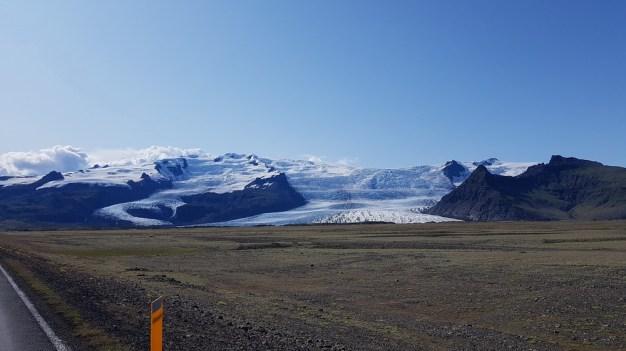 Island mit Kindern: Ringstraße Süden: Gletscher