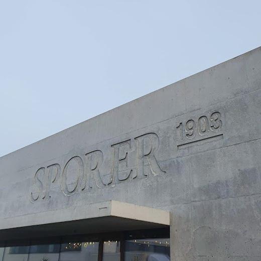 Sporer seit 1903