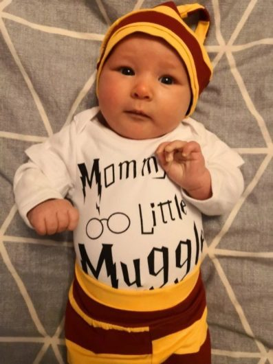 Muggle Baby - Harry Potter Party