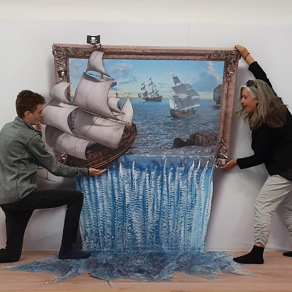 Wien mit Teenager: 3D PicArt Museum
